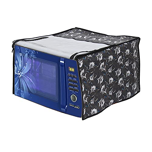 Dream Care Grey Printed Microwave Oven Cover for IFB 30 Litre Convection...