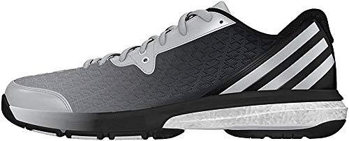 adidas Energy Volley Boost 2.0 W, Damen Turnschuhe, schwarz - Black (Negbas/Plamat/Plamat) - Größe: 40