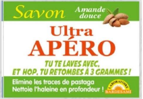 tonnerre Lot DE 3 Savons Humoristique Ultra Apero