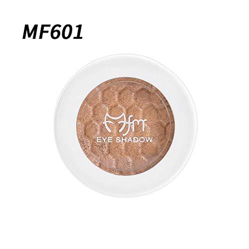 Lidschatten Make-up-Anfänger Wasserdichter Glitter Lidschatten Schimmer metallischen Lidschatten-Kartoffelpüree-Lidschatten-Palette Glitter-Lidschatten Rouge eyeliner golw eyeshadow Makeup paletten