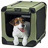 Noz2Noz Soft-Krater Indoor and Outdoor Crate for Pets, 26-Inch