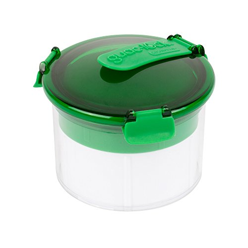 Casabella, Green/White Guac-Lock Container