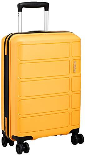 [アメリカンツーリスター] スーツケース サマースプラッシュ スピナー 55/20 TSA 機内持ち込み可 保証付 34L 55 cm 2.5kg ハニーイエロー