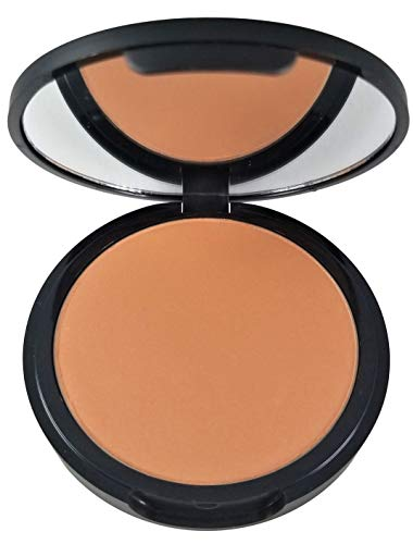 Organic Bronzer   Natural & Non-Toxic   Skin Enhancing Ingredients   Hypoallergenic, Highly Pigmented Formula For A Youthful, Sun-Kissed Look (Miami Bronze) by Luxury by Sofia