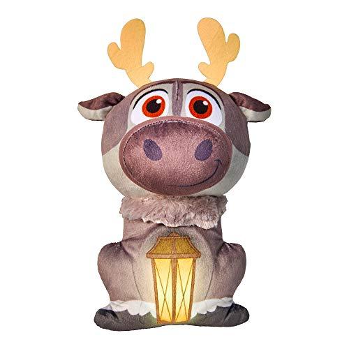 Disney Die Eiskönigin – Sven: GoGlow-Nachtlicht und kuscheliges Spielzeug