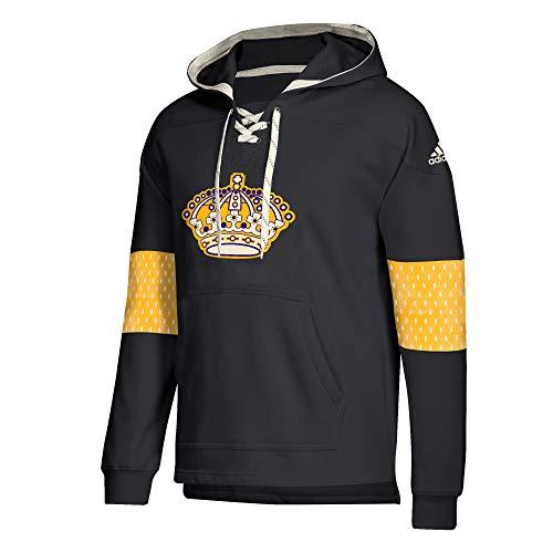 adidas Los Angeles Kings Vintage NHL Jersey Hoodie Schwarz, L