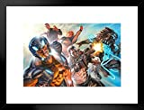 Pyramid America Valiant Comics Superhero Team Poster 30,5 x