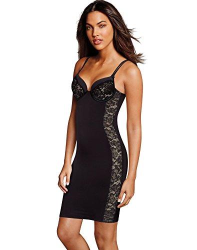 Maidenform Pantalón corto corto para mujer, estilo casual, cómodo, descarado. - negro - 85C