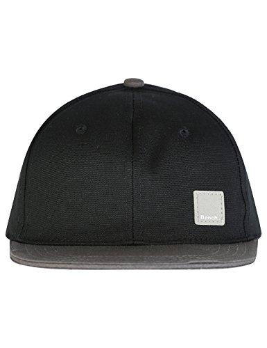 Bench Herren Baseball Mütze Assent H, Jet Black, One size