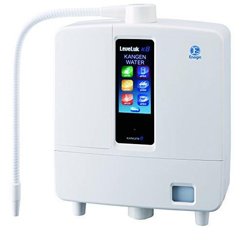 Enagic Kangen Water Ionizer Leveluk K8 Machine from (Leveluk...