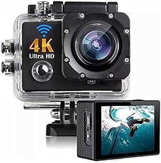 Camera Sports Action Go 4k Full Hd 1080p Prova D'agua Wi-fi