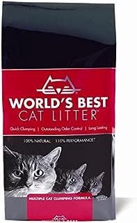 World's Best Cat Litter, Clumping, Biodegradable Extra Strength 12.7kg