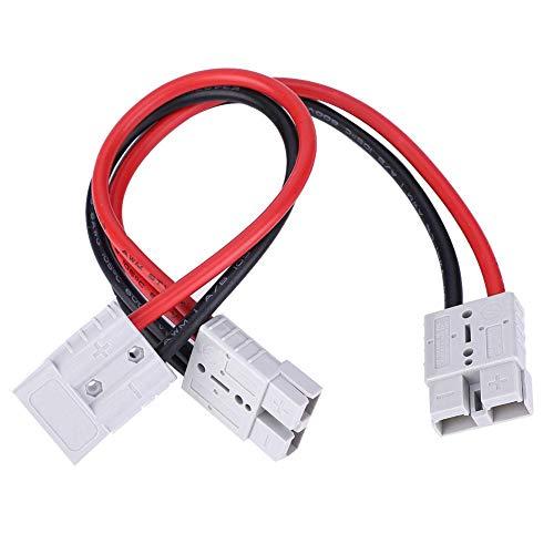 Langlebiger, praktischer Batterieladeanschluss Batterieanschluss für elektrische Gabelstapler