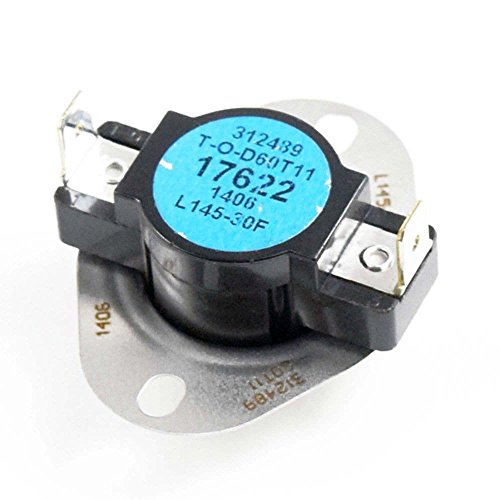 Coleman 02535381000 Furnace Temperature Limit Switch Genuine Original Equipment Manufacturer (OEM) Part