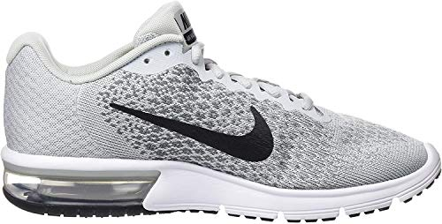 Nike Air Max Sequent 2 Mens Running Shoes (9 D US)- Buy Online in ...