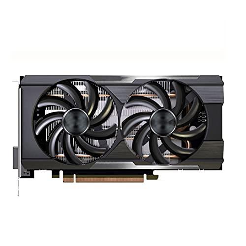WERTYU Fit for Sapphire R9 370 4GB R7 370 4G D5 Tarjetas gráficas 256Bit GDDR5 Tarjeta de Video Apto Fit for AMD Radeon R9 370X R9370 370X 4GB HDMI