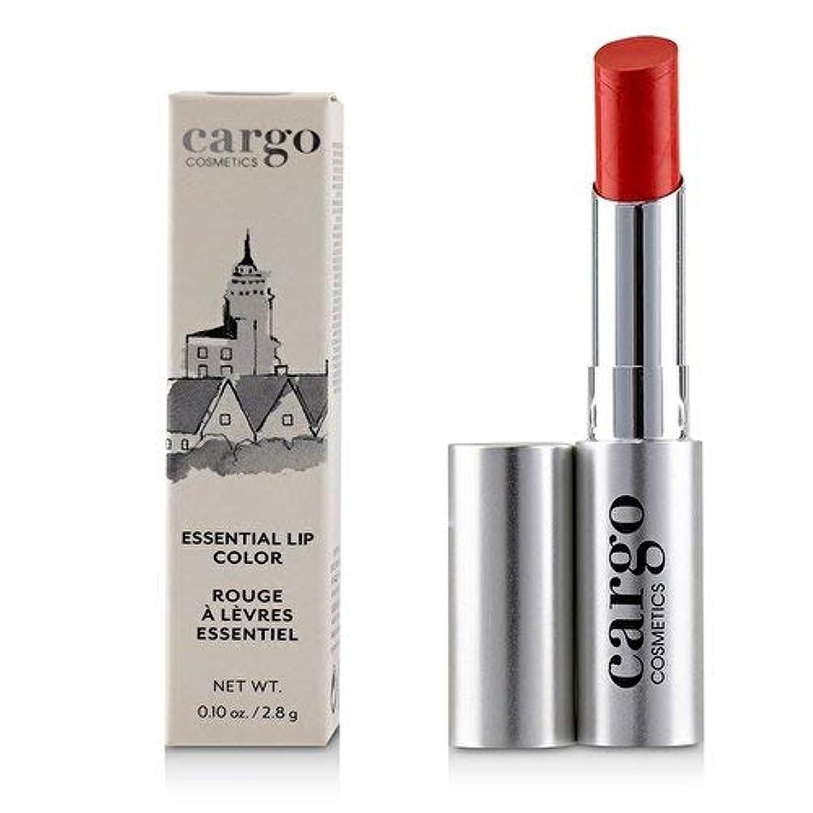 リア王のためご注意カーゴ Essential Lip Color - # Sedona (Bright Coral) 2.8g/0.01oz並行輸入品