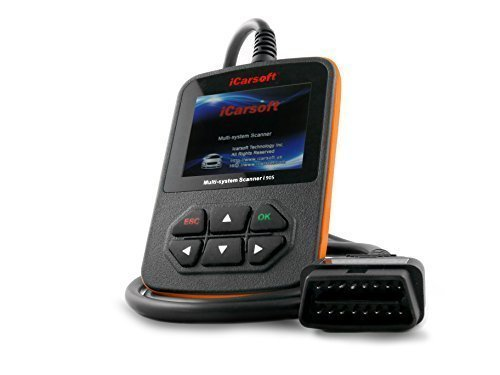 iCarsoft i905Professionelles Diagnose-Tool OBD2für Toyota, Fahrzeugdiagnose für Werkstatt und Zuhause