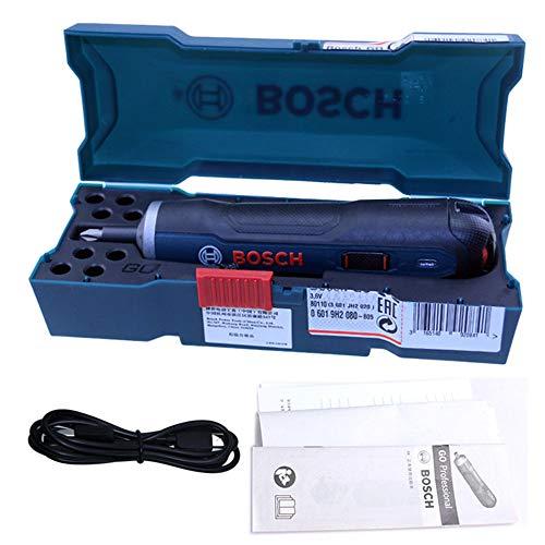 Bosch Go 3.6V Smart Cordless Screwdriver Product Elektrisches Schraubenwerkzeug gepaart mit Kreuzschraubendreher-Set