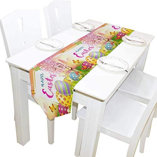 Bernice Winifred Juego de mesa, satén de decoración de mesa, rollo de día, cena verde
