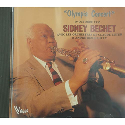 Olympia Concert 1955 [Import anglais]