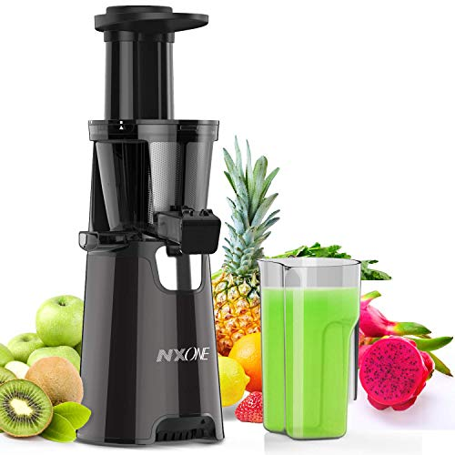 Juicer Machines,Slow Masticating Juicer Extractor Easy to Clean, Cold Press...