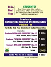 GRADUATE COMBINED COURSE IN CHEMISTRY VOLUME II