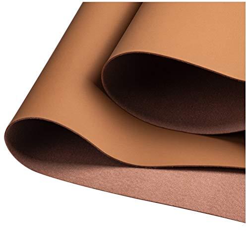 SSYBDUAN Möbelstoff Premium Bezugsstoff Zum Kunstleder-Bezugsstoff 138X100CM für Schlafsack-Rucksack-Autositzbezüge, Stoff Kunstleder 1,2 Mm Dick Verschleißfest und Wasserdicht , Meter (Color : 3#)
