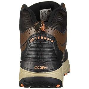New Balance Men's 481 V3 Cushioning Trail Running Shoe, Adrift/Black/Mercury, 11 4E US
