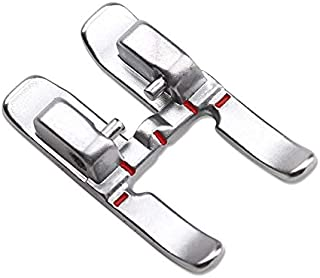 DREAMSTITCH 820213096 9mm Snap On Open Toe Applique Presser Foot for Pfaff Group F, G, J, K Sewing Machine 820213-096 - 820213096