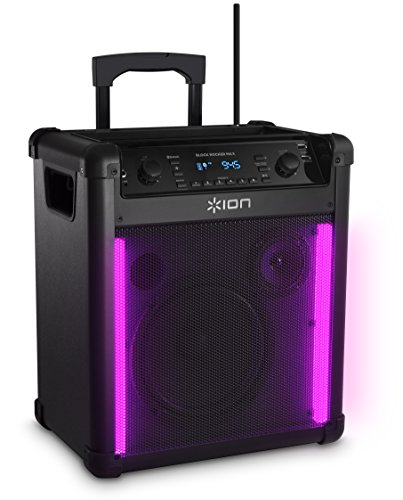 ION Audio Block Rocker Max Bluetooth Speaker