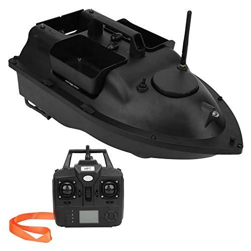 MEILINL 2.4 GHz Futterboot köderboot Angeln RC Boot Fishing Bait Boat Mit 500M Entfernung GPS Fernbedienung Mit Doppel Motors 12000Mah Batterie DREI unabhängigen Köderfächern