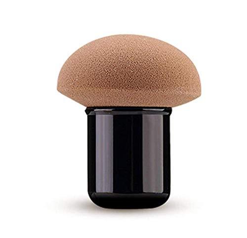 KUSAWE Éponge de maquillage 2 PCS Maquillage Puff Éponge Mélange Fondation Correcteur Cosmétique Bouffée Tête De Champignon Lisse Beauté Maquillage Pinceaux pour Le Visage A