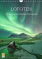 LOFOTEN - Traumziel im Norden Norwegens (Wandkalender 2022 DIN A4 hoch): Bilderreise nach Nordskandinavien (Monatskalender, 14 Seiten )