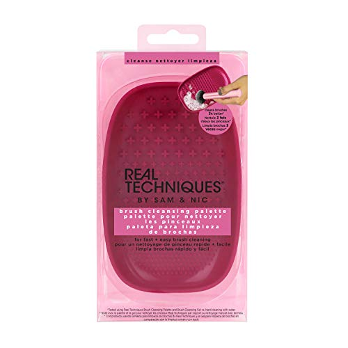 NYX Real Techniques Cleansing Palette, 1er Pack (1 x 1 Stück)