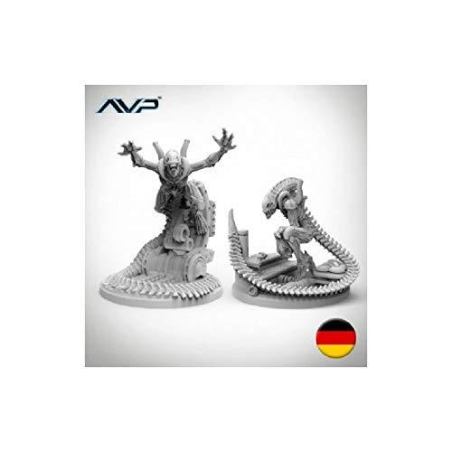 Alien vs Predator: Alien Evolved Warriors UniCast - Deutsch