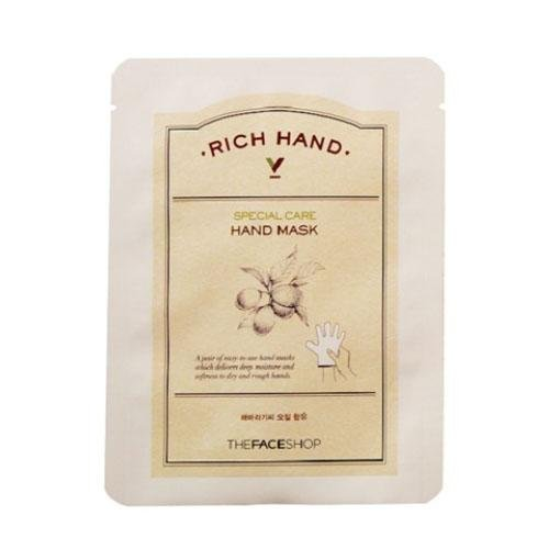 The Face Shop Rich Hand V Special Care Hand Mask