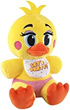 Funko Five Nights at Freddy's Toy Chica Plush, 6