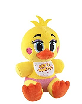 Funko Five Nights at Freddy s Toy Chica Plush,Yellow 6