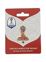 2018FIFAワールドカップ(W杯)ロシア大会 オフィシャル エンブレム ピンバッジ(カラー) F18-MC-0454-A