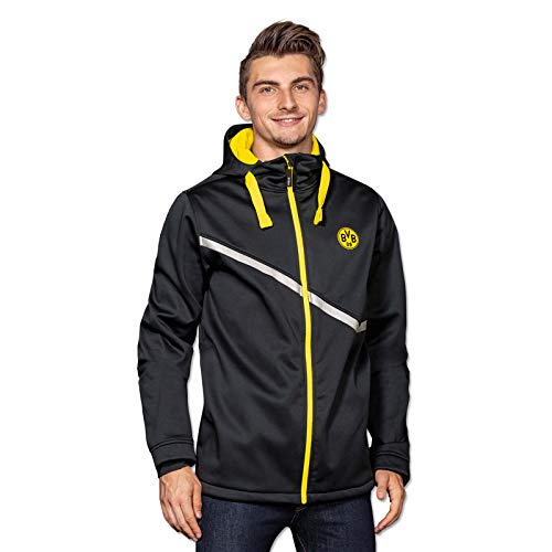 Borussia Dortmund BVB-Softshelljacke 128