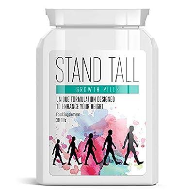 STAND TALL Growth Pills – GAIN Height, Height Enhancing Pill
