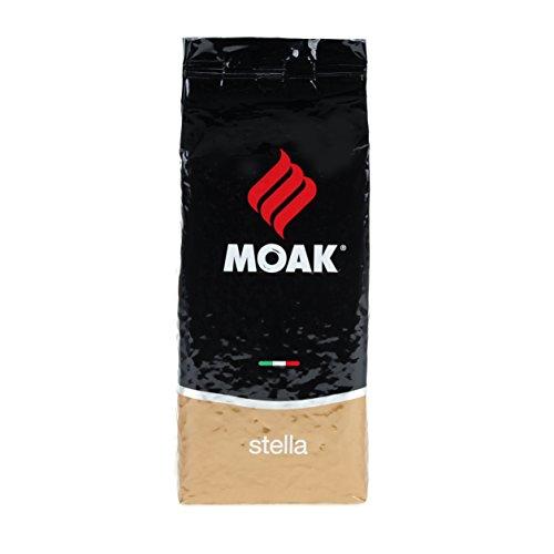 Moak Kaffee Espresso - Stella, 1000g Bohnen