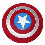 Captain America Shield Kids Costume Superhero Cosplay Props Plastic