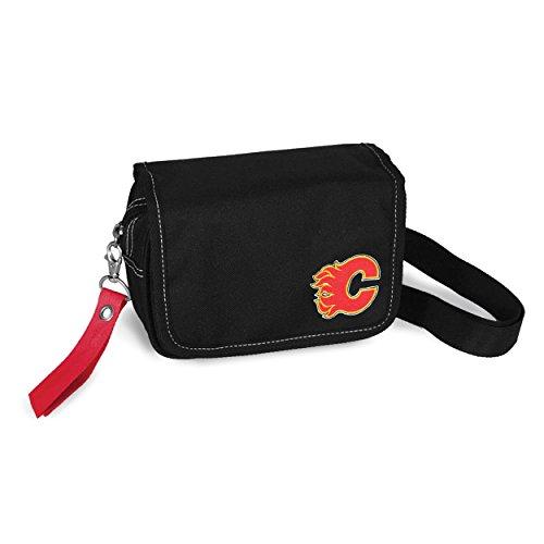 Littlearth NHL Calgary Flames Ribbon Waist Pack Purse