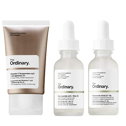 The Ordinary Facial Treatment Set! …