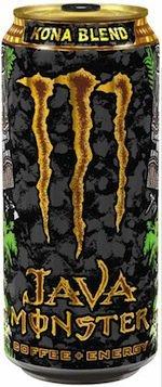 Java Monster Kona Blend 15 oz. (443 mL) - 12 Pack