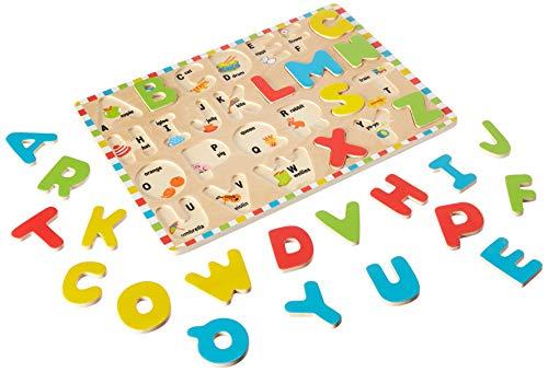 Big Jigs bj755 Puzzle Les Lettres
