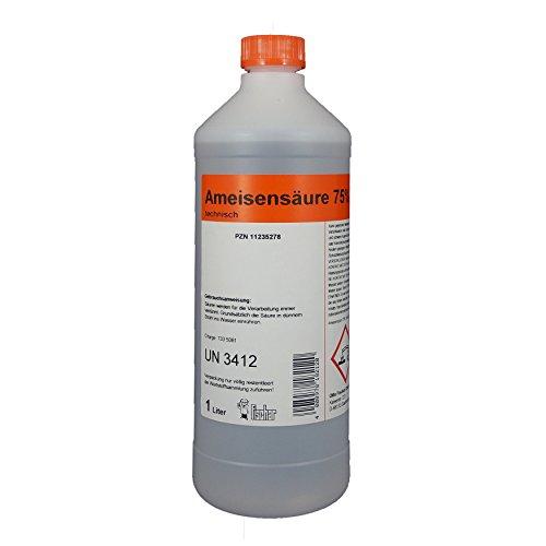 Ameisensäure 75% techn. 1 L