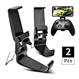 DLseego 2 Pack Xbox One Controller Phone Mount Clip, Un Support de Téléphone...